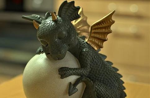 poster de dragon